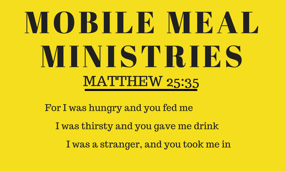 Mobile Meal Ministries